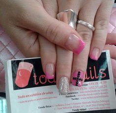 Unas de gel nails for us