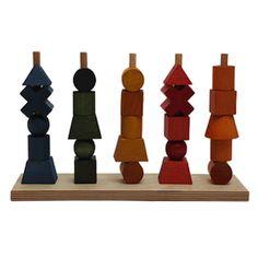 Wooden+Story+Shape+Stacker++@+acorntoyshop.com