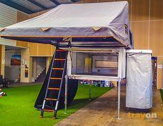 Traymate Camper - Budget slide on camper - camper trailer