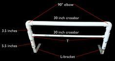 PVC RV Bunk Bed Rail Geek Prepper