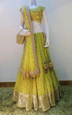 Spring indian dress