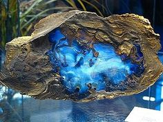 Opal, - Cool Nature, almost glowing