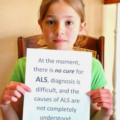 May is ALS Awareness month. Are you aware that ALS is a killer?