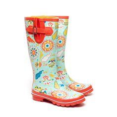shalimar rain boots