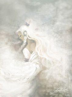 Moon Princess by ~tissine on deviantART