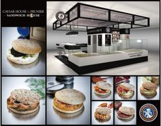Seafood bars - Japan | Caviar House & Prunier