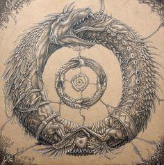 Science occulte : L'Ouroboros