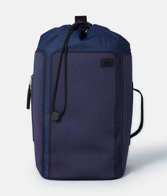 Neoprene Drawstring Backpack - JackSpade