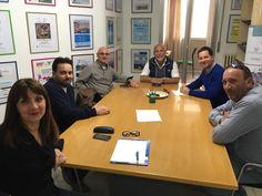 29/4/2016. Il Consorzio Odontotecnici Eurocodar di Confartigianato incontra i colleghi di Confartigianato Grosseto per future collaborazioni