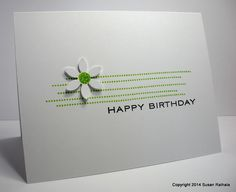 Birthday White from Simplicity Blog