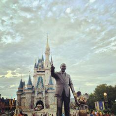 Magic Kingdom Disney World Orlando