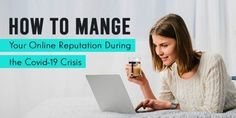 You can manage your #onlinereputation during this pandemic! Reputation Management, Management Company, Management Tips, Business Pages, Seo Services, Social Platform, Stock Market, Social Media, Health