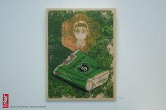 11 Eckstein FineArtPrint Holz 60 x 80 cm