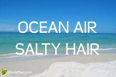 Ocean Air Salty Hair #SirataBeachResort #Sirata #Vacation #LoveFL #ocean #thebeach #beach #beachdays