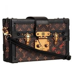 7d15495aa51f Louis Vuitton Petite-Malle Trunk Bag