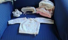 costura - knüten und preien - häkeln und stricken: Alte Handarbeiten