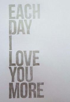 Each day I #love you more. #marriage #husbands #wives #choice