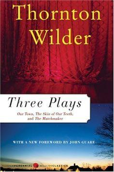 Thornton Wilder's Our Town: Summary & Analysis   Online Homework ...