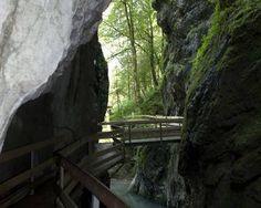 Rappenlochschlucht; Dornbirn, Austria