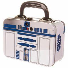 Star Wars R2-D2 Lunch Box