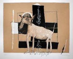 Nives Kavuric Kurtovic - The Cat Moose Art, Cats, Painting, Animals, Gatos, Animales, Kitty Cats, Animaux, Painting Art