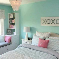 The Best Benjamin Moore Paint Colours for a Girls Room | Benjamin ...