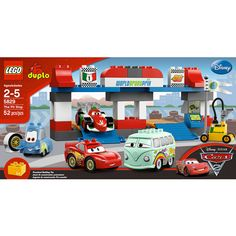 LEGO DUPLO Disney Cars The Pit Stop