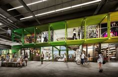 SuperPier's Supercharged Plans For Retail Entertainment Hub - BoF - The Business of Fashion