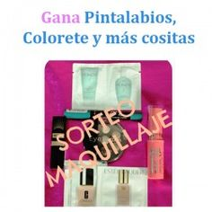 Gana #Pintalabios Colorete y más cositas ^_^ http://www.pintalabios.info/es/sorteos-de-moda/view/es/4966 #ESP #Sorteo #Maquillaje
