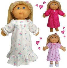 Image result for Cabbage Patch Doll Clothes Patterns Free Printable