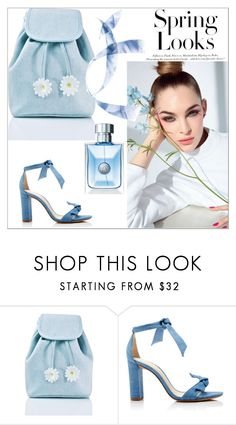 """""""Untitled #9"""" by sanela-m ❤ liked on Polyvore featuring Sugarbaby, Fraiche, Alexandre Birman and H&M"""