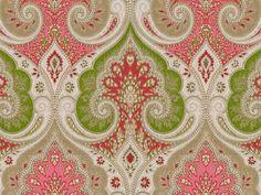 LATIKA GERANIUM.-See if wallpaper to match