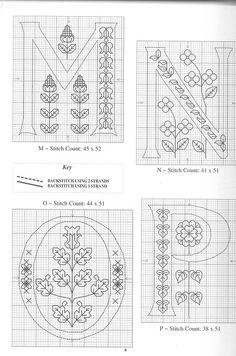 BLACKWORK-esquemas (pág. 69) | Aprender manualidades es facilisimo.com