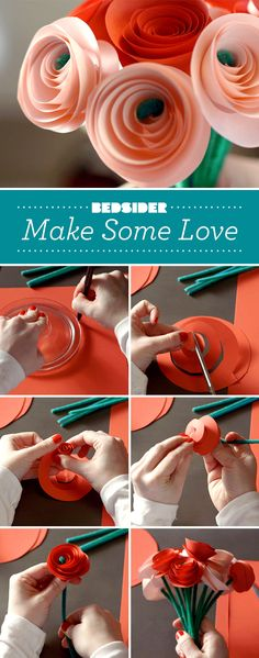 Make something beautiful for your boo.