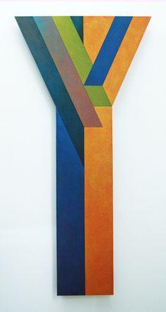 Roy Good Modernism Meets Tane Mahuta - Relief 5