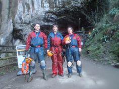 Peak Cavern trip with happy clients