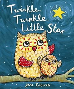 Twinkle, Twinkle, Little Star by Jane Cabrera. Ms. Amy read this book on 9/14/16.