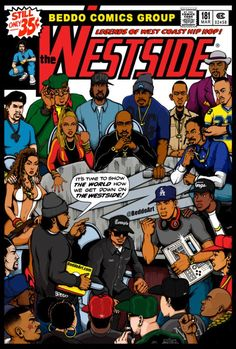 Rap Music And Hip Hop Culture Collection Nas Hip Hop, Arte Do Hip Hop, Hip Hop And R&b, Dope Cartoons, Dope Cartoon Art, 90s Hip Hop Artists, Comic Book Covers, Comic Books, Biggie Smalls