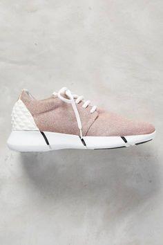 Calu Glittered Sneakers by Elena Iachi