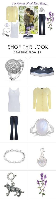 """""""Eclipse"""" by marnie1979 ❤ liked on Polyvore featuring Bling Jewelry, Vans, Majestic, Dorothy Perkins, True Religion, BillyTheTree, Gucci and Individuality Beads"""