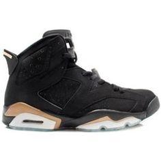 ef2191f96ec9 Air Jordan 6 (VI) Retro DMP Defining Moments Black Metallic Gold 136038-071  · Running Shoes NikeNike ...