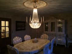 Dining Table, Chandelier, Ceiling Lights, Rustic, Furniture, Home Decor, Country Primitive, Dinning Table, Ceiling Lamps
