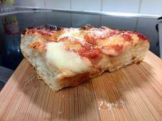 Cacio e Pepe - Ruokaa Roomassa: Roomalaista peltipizzaa kotona
