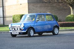 We think this is going to be a bargain for somebody!  #mini #classiccar #drivetastefully