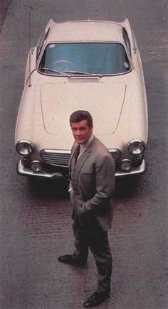 Volvo P1800 - The Saint