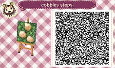 Animal Crossing: New Leaf QR Code Paths Pattern, redtallin: More acnl paths! Some varying sized...