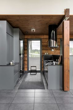 Lampe Bauhaus, Project R, Next At Home, House In The Woods, Cabana, House Plans, Kitchen Cabinets, Architecture, Ivy