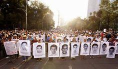 """Parlamentarios de la #UniónEuropea exigieron a #diputados y #senadores #mexicanos ponerse del lado de las familias de los 43 estudiantes de #Ayotzinapa #desaparecidos, pusieron en duda la versión oficial que defendieron los #legisladores del #PRI y dijeron que """"están conmocionados"""" con el elevado número de #desapariciones forzadas que ocurren en #México cada hora, toda vez que ello no es propio de un país #democrático, sino de una #dictadura."""