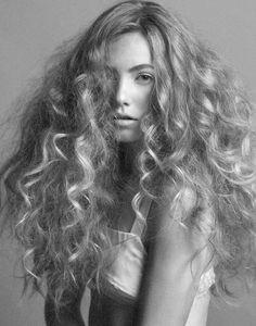 big hair :)