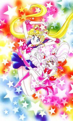 Forum for discussing Bishoujo Senshi Sailor Moon anime, manga, live action, and musical series. Sailor Moon Manga, Arte Sailor Moon, Sailor Moon Crystal, Cristal Sailor Moon, Sailor Scouts, Sailor Moon Wallpaper, Naoko Takeuchi, Gekkan Shoujo, Fan Art